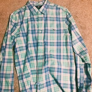 Vineyard vine button down